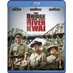 THE BRIDGE ON THE RIVER KWAI - Η ΓΕΦΥΡΑ ΤΟΥ ΠΟΤΑΜΟΥ ΚΒΑΙ (BLU-RAY) - FEELGOOD ENTERTAINMENT