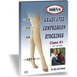 Johns Κάλτσες - Καλσόν Class I Διαβαθμισμένης Συμπίεσης K1 25 - 30 mmHg  2145840 fae03a88579