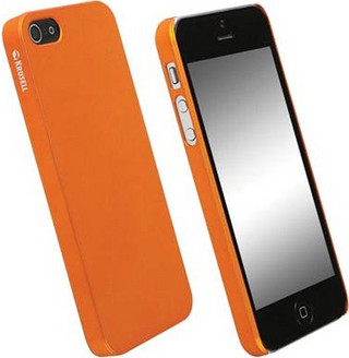 Krusell ColorCover Orange (iPhone 5/5S)