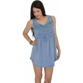dd4b1a29578c Φόρεμα κομμάτια δαντέλα Ble 5-41-687-0010 - jean