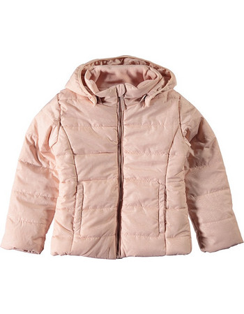 NAME IT Παιδικό Μπουφάν NITMIT JACKET NMT G CAMP (13143813-Evening Sand) 56fd862bf34