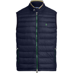 4715ee6e935c Polo Ralph Lauren Packable Quilted Down Vest - French Navy - 710740667002