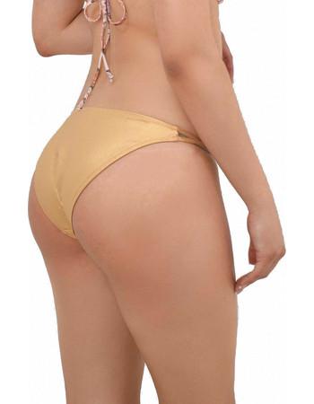Μαγιό slip Pure Gold Blu4u 836540 - χρυσό 60d761242d3