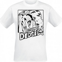 48dc71f51c02 Watch Dogs 2 - Return Dedsec T-Shirt