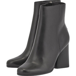 Guess Chatty2 Bootie FLCH24-LEA10 - ΜΑΥΡΟ f1368a08c3c