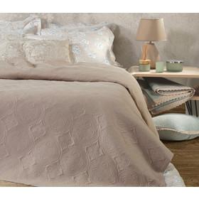 Κουβερλί υπέρδιπλο Elite Beige Bedcovers Collection - Nef-Nef ac05fdfd412