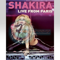 SHAKIRA - LIVE FROM PARIS (BLU-RAY) - IMPORTED / ΕΙΣΑΓΩΓΗΣ