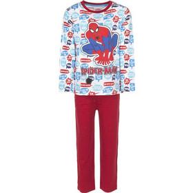 06eac56f58a Παιδικές Πυτζάμες Χρώματος Κόκκινο Spiderman Disney EP2037