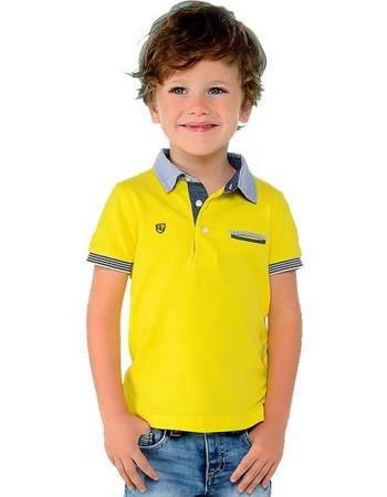 Παιδική Μπλούζα Mayoral 29-03117-050 Κίτρινο Αγόρι 08bde814032