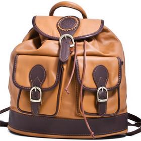 7fbb625b60 Τσάντα σακίδιο ταμπά γνήσιο δέρμα 191755