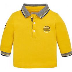 Βρεφική Μπλούζα Mayoral 18-02110-028 Κίτρινο Αγόρι c517d2ff5d3