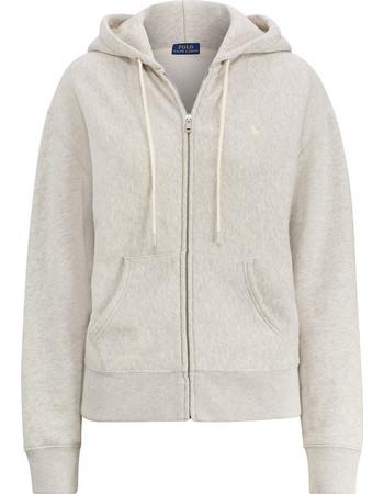 8ecee900e550 Polo Ralph Lauren γυναικεία ζακέτα - φούτερ Fleece Full-Zip Hoodie LT Sport  Heather -