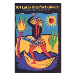 101 LATIN HITS FOR BURKERS