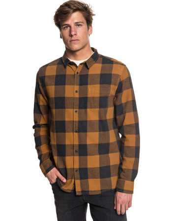 QUIKSILVER MOTHERFLY FLANNEL ΠΟΥΚΑΜΙΣΟ ΚΑΡΟ ΑΝΔΡΙΚΟ EQYWT03728-CPP1  (CPP1 RUBBER MOTHERFLY CHECK) dd74d42ed2f
