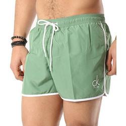Μαγιό Short Runner Calvin klein KM0KM00136 - πράσινο 2b10a2235ff