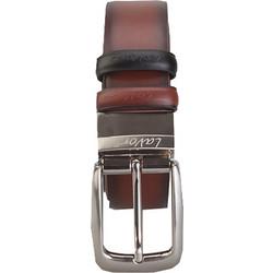 dcd7ca10f5c Verraros Uomo 197 Black tan Leather