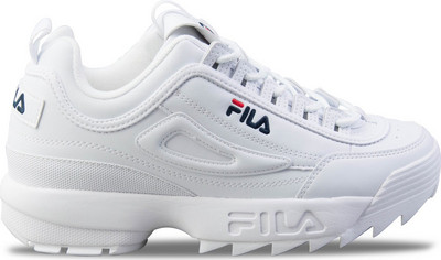 Fila Disruptor II Premium WHITE 1FM00139 125